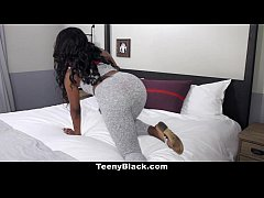 teenyblack - black babe from orlando wants to be in porn