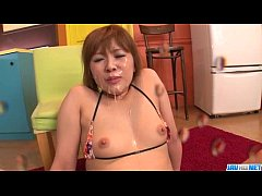 Rough toy porn with oral for nasty Rinka Aiuchi - More at Javhd.net