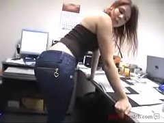 German Fuck in the Office - jetztfickmich.com