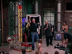 Jerry Springer Cat Fightin Cuties