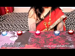 indian mona bhabhi celebrating diwali More on: 18CAMS.CO