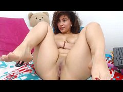 multiple holes solo girls with toys
