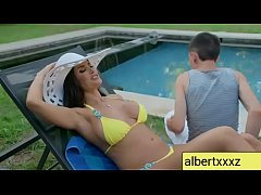 Brazzers - Lisa's pool boy toy