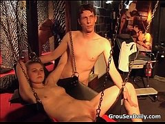 Unbelievable group sex session by many