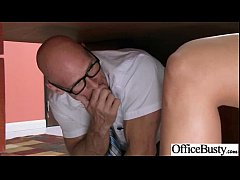 Big Tits Girl Love Exciting Hard Sex In Office movie-23