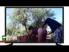They like fucking outdoor between the olive trees ADR0540