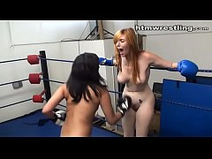 Nude Boxing Catfight Porn Girls Strip