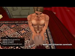 Interracial Virtual Sex Between a White a ...