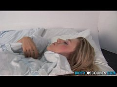 Brit gf punishing dick for waking her up