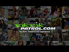 Another Amazing Thai Babe Patrolled By Bo