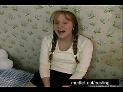 Cute Katie tries Out for a porn role