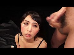 The over 12 member volley short time bukkake free video Akira Erie! !