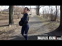 Publick Pickups - (Katarina) gets fucked in public - MOFOS