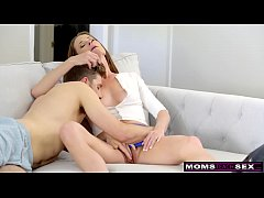 MomsTeachSex - Perv MILF Has Foreign Teen Please Sons Cock S8:E7
