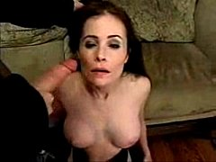 Housewife Ginger Lea Fucked by Thief (Par ...