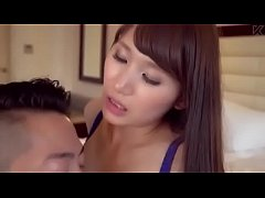 Buxom Japanese Beauty In Lingerie Gets Fucked And Facialized Video