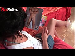 Fun Movies Perky German amateur teen in a threesome