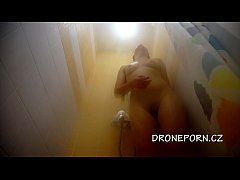 Czech voyeur - Hidden cam in the shower