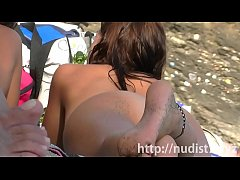 Spy nude cams on the beach get a lot of naked chicks - more at GirlsDateZone.com