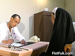sdThese two dirty doctors stuff nun sexy