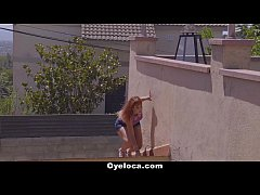 OyeLoca - Red Haired Latina Gets Fucked Hard