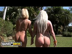 BANGBROS - Ass Parade Group Sex With Sexy PAWGs