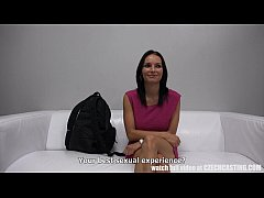 Amazing Hot Czech Babe Playing with Dildo