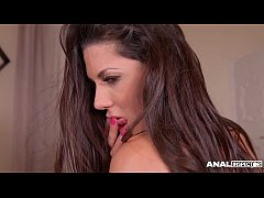 Anal inspectors can't wait for Milf Alexa Tomas to get pussy & ass fucked