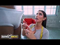 BANGBROS - Busty Taylor August Ames To Please Her Big Dick Client