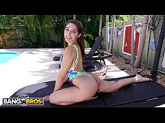 BANGBROS - Abella Danger Gets Her Big Ass Fucked Hard By Derrick Ferrari