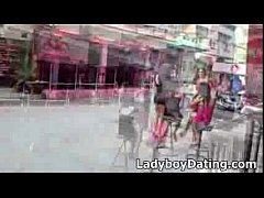 Soi 6 Ladyboy Pook Bar - a hot low season afternoon