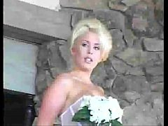 Its Her Wedding Day And She Wants Dick In Her Ass Video