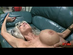 BBC and blonde  Stallion Sally D'angelo  big cock for repairs