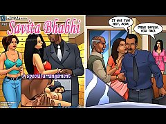 Savita Bhabhi Episode 81 - A Special Arrangement