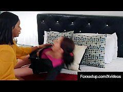 xvideos network tube title black beauty jenna foxx eats some juicy wet pussy with her horny lesbian realtor nickey huntsman in this hot interracial girl on girl clip