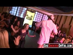 38 22 hot milfs at cfnm party caught cheating