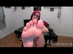 Sweet Foot Domme