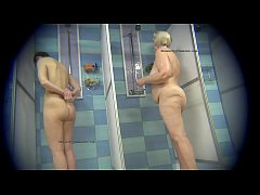 HD Real voyeur videos from a public showers