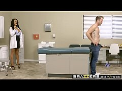 Brazzers - Doctor Adventures - Dr. Taylor Takes Her Medicine scene starring August Taylor and Van Wy