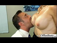Sex In Office With Huge Round Tits Sluty Girl (rhylee richards) movie-28