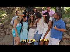Manson Family Movie Part 1 - Cassidy Klein and Judas