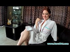 Nuru Massage - Masseuse Gives a Full Service Massage 11