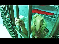 Jail Cell Solo with Brooke Bannner
