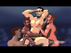 gay cartoon