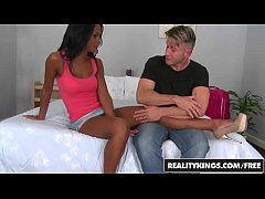 Young Tan slut Isabella (Chrystin loves) cock - Reality Kings