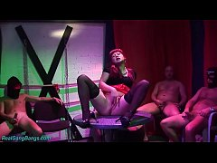extreme rough german swinger club bukkake fuck party orgy with sexy chicks