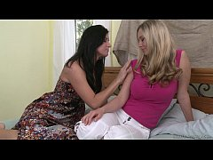 India Summer and Anita Dark Ultra Hot Mature Lesbians