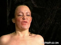 Mature slaveslut Chinas brutal bdsm and extreme female humiliation