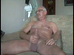 Velhote pauzudo ( big cock old man )
