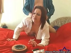 Amateur Smoking Doggystyle Tits Hanging - Alhana Winter